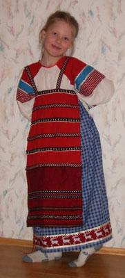 Южно-русский костюм.